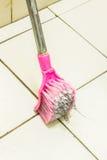 Toalettborsten, smutsar ner borsten Royaltyfri Foto
