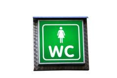 toaletter Arkivbilder