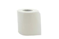 Toalettpapper Royaltyfri Bild