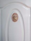Toaletttecken Arkivbild