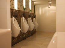 toalety publiczne Obrazy Stock