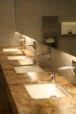 toalety publiczne Zdjęcie Royalty Free