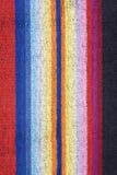 Toalha com listras verticais imagens de stock