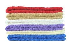 Toalha de banho Fotos de Stock Royalty Free