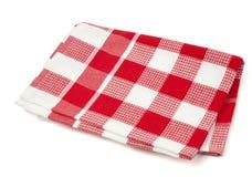 Toalha de cozinha Fotografia de Stock