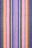 Toalha de praia colorida Imagens de Stock Royalty Free