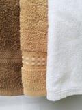 toalhas Fotos de Stock Royalty Free