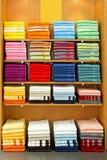 Toalhas verticais Foto de Stock