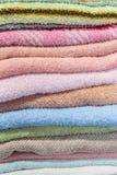 toalla Imagen de archivo libre de regalías