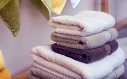 toallas Foto de archivo libre de regalías
