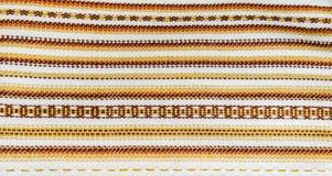 Toallas ucranianas bordadas Foto de archivo libre de regalías
