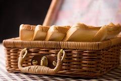 Toast Stockfoto