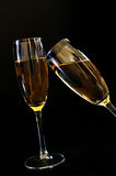 A toast Royalty Free Stock Photos