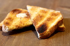 Toast A Stock Photography