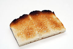 Toast. Ed bread royalty free stock images