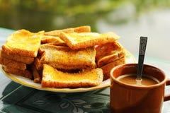 Toast2 Fotografia Stock