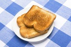 toast Fotografie Stock Libere da Diritti
