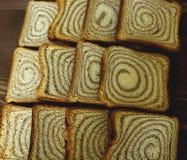 toast Stockbild