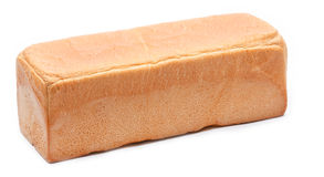 Toast Bread. Toast bread loaf on white background Stock Images