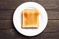 Toast bread royalty free stock images