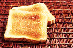 Toast bread Stock Photos