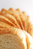 Toast bread tower Stock Photography