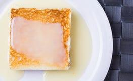 Toast And Condensed Milk VII Stock Image