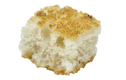 Toast crouton. Isolated on a white background Stock Image