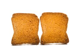 toast isolated royalty free stock images