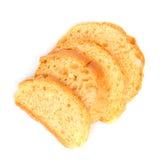 Toast knusperig lizenzfreie stockfotografie