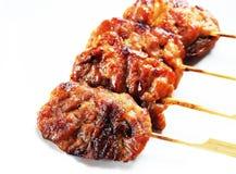 Toast Pork Thai food Royalty Free Stock Image