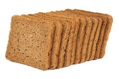 Toast rye bread Stock Image
