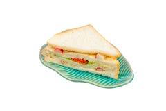 Toast sandwich Stock Photography
