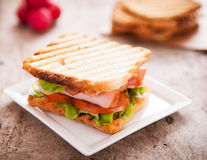 Toast Sandwich Stock Photos