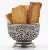 Toast snack Stock Image