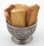 Toast snack Royalty Free Stock Image