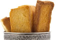 Toast snack Stock Images