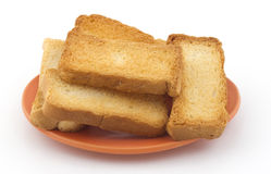Toast snack Royalty Free Stock Images