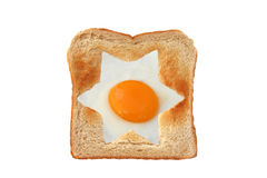 Toast Star Stock Photo