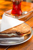 Toast and Tea Stock Photos