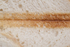 Toast texture Stock Photo