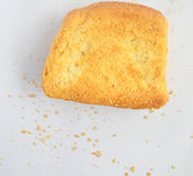 Toast top View stock photo