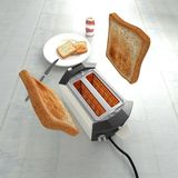 Toast, White Bread, Slices Of Toast Royalty Free Stock Photo