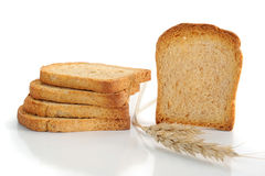 Toasted Bread Stock Image