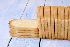 Toasted bread. Royalty Free Stock Photos