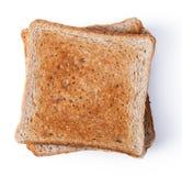 Toasted bread Royalty Free Stock Photo