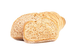 Toasted bread. For lunch stock photo
