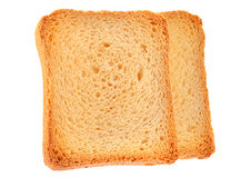 Toasted bread slice Royalty Free Stock Photography