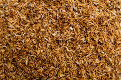Toasted Coconut Flakes Stock Images