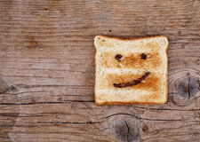 Toasted Emotions Royalty Free Stock Image
